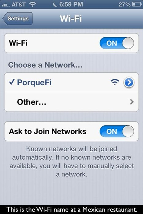 spanish mexican food puns wifi - 7885703936