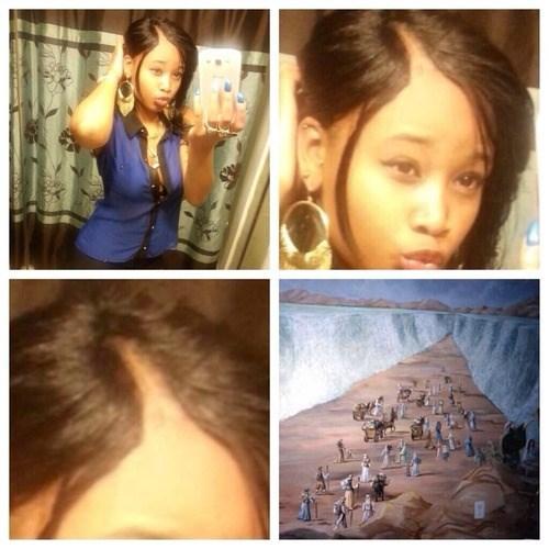 hair,moses