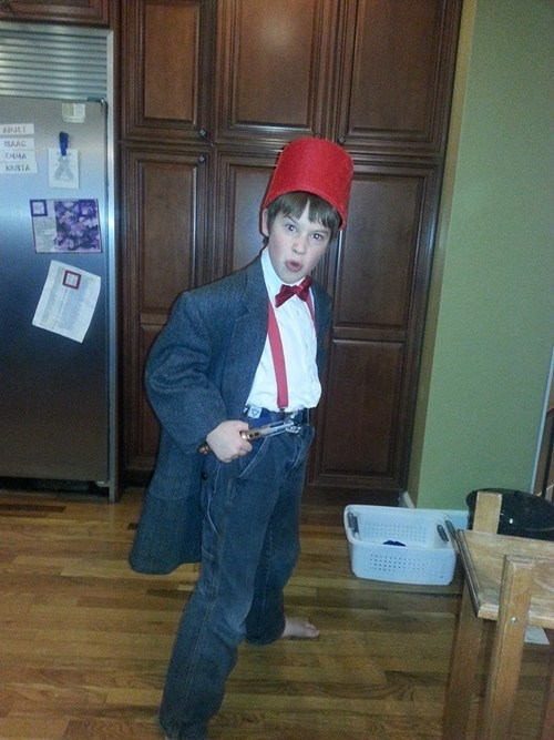 cosplay kids doctor who - 7885869824