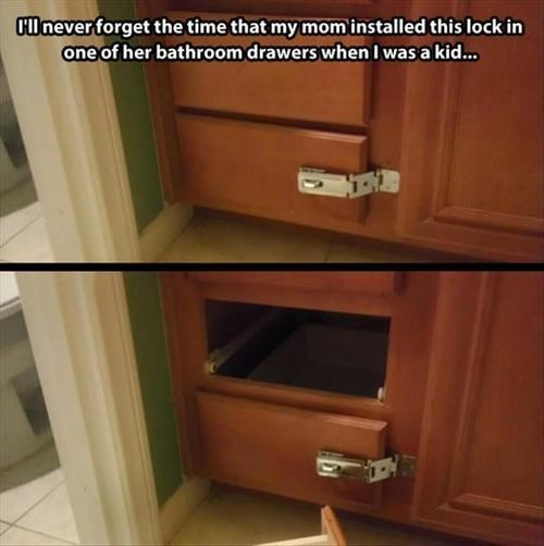 facepalm,life hacks,DIY,child proof,funny