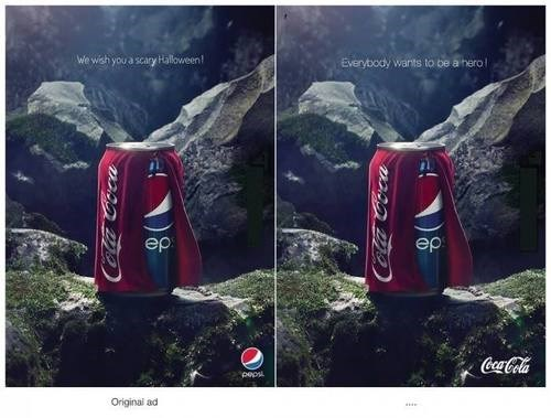 pepsi,coca cola,cola wars,monday thru friday,g rated