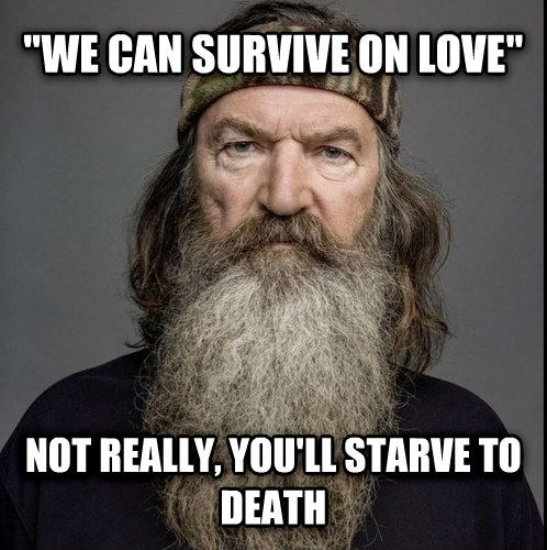 love,duck dynasty