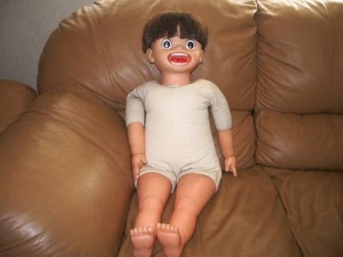 wtf creepy dolls - 7886072576