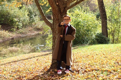 cosplay kids cute doctor who - 7886150400