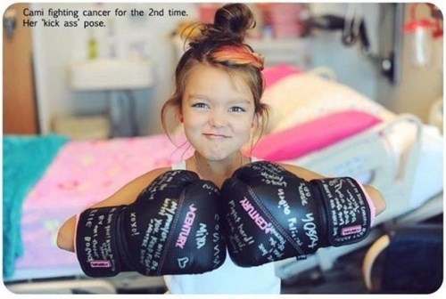 random act of kindness restoring faith in humanity week cancer funny - 7886163200