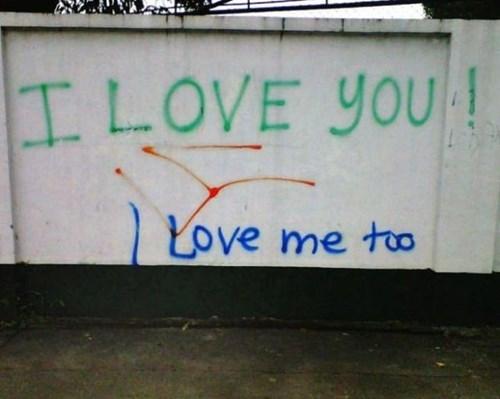 random act of kindness graffiti funny - 7886184960