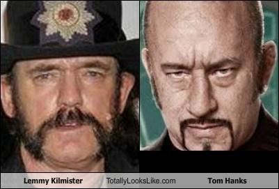 lemmy kilmister tom hanks totally looks like funny - 7886195968