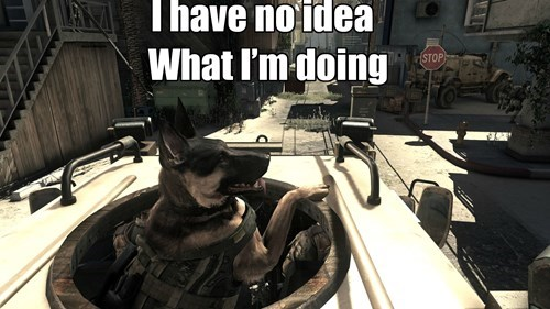 call of duty call of duty ghosts i have no idea what im doing - 7886487552