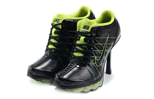 shoes fashion nike high heels g rated poorly dressed - 7887175936