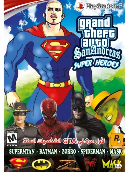 superheros,mask,Videogames,Grand Theft Auto