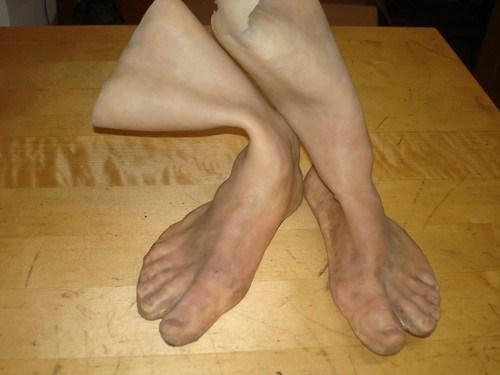wtf feet boots fashion - 7887382528