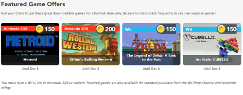 Classics Up for Grabs in Club Nintendo