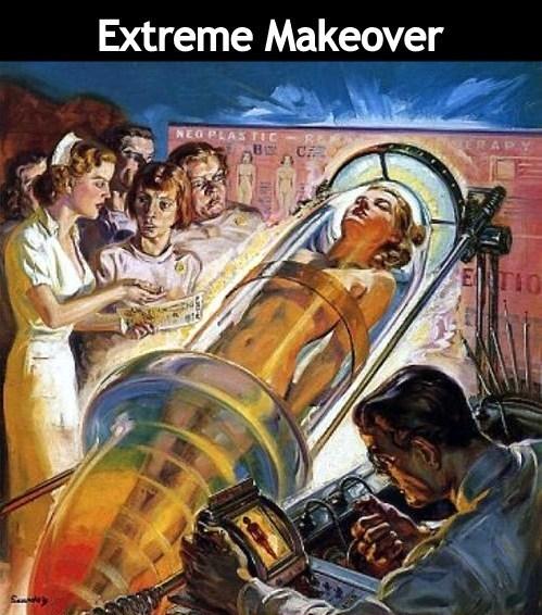 makeover twilight zone reality tv - 7887559424