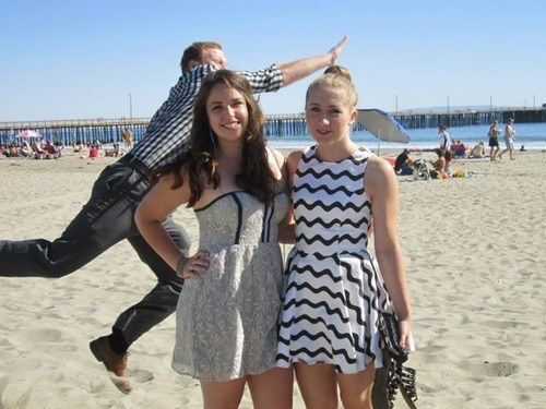 photobomb,beach