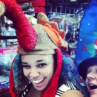 photobomb hats turkeys - 7887567104