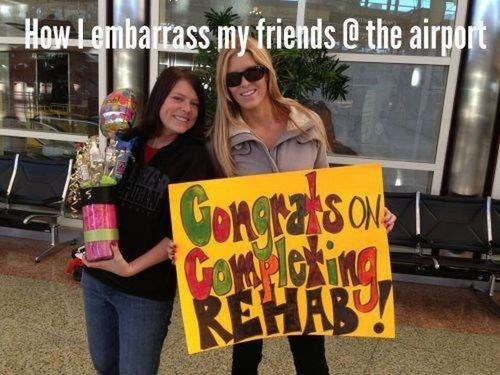 rehab airport signs - 7887611392