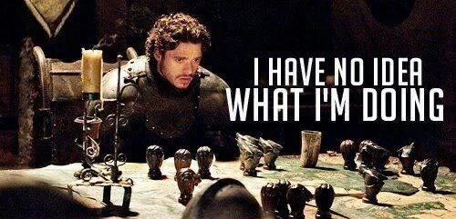 Game of Thrones Robb Stark - 7887739136