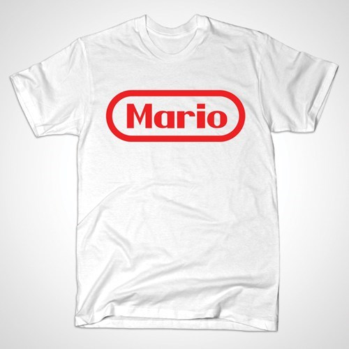 for sale t shirts mario nintendo - 7887819520