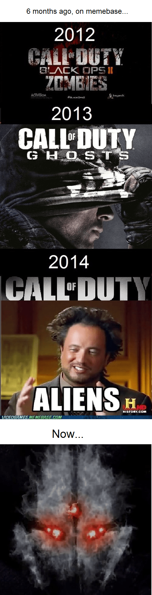 call of duty,Aliens,re-frames