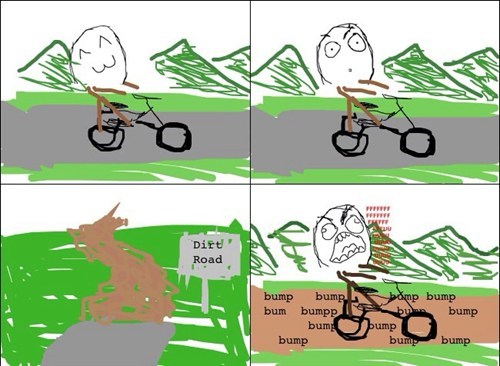 bicycles cycling dirt roads - 7888300032