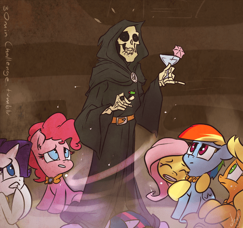 MLP Fan Art discworld - 7888430080