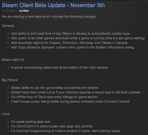 steam news PC beta Video Game Coverage - 7888570368