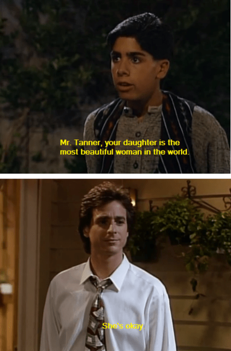 dating,television,full house