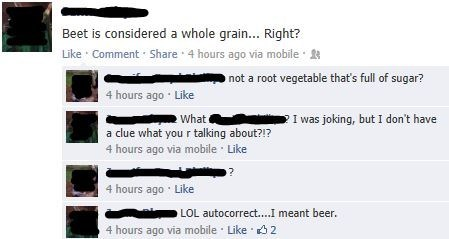 beer,autocorrect,text,beets