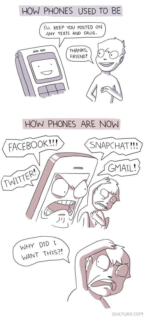 phones sad but true funny web comics - 7888750848