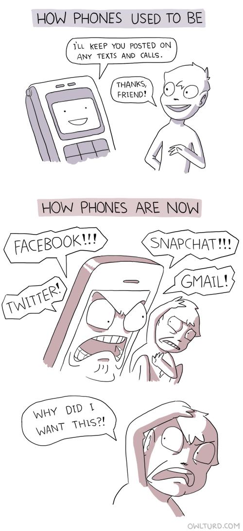 phones sad but true funny web comics - 7888750848