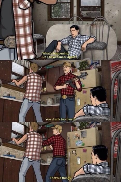 booze archer cartoons - 7889012224