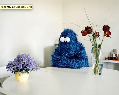 Cookie Monster wtf