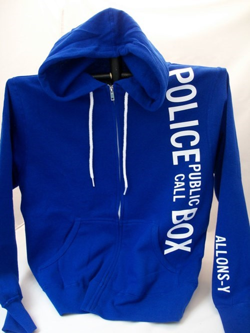 sweatshirt tardis for sale doctor who - 7889149952
