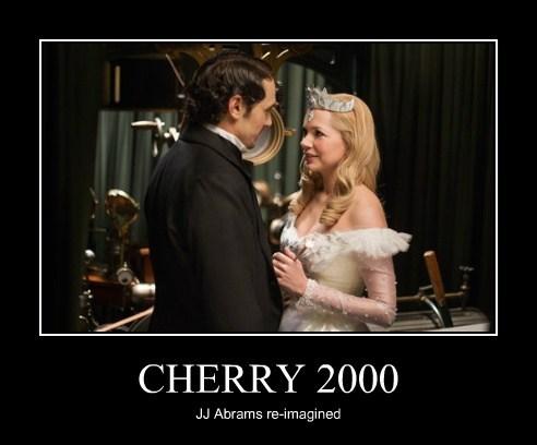 CHERRY 2000 JJ Abrams re-imagined