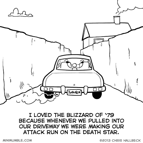 snow funny star wars weather web comics - 7889259264