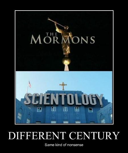 century funny idiots mormons scientology - 7890250496