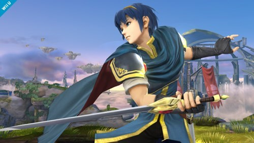 super smash bros marth nintendo Video Game Coverage - 7890344960