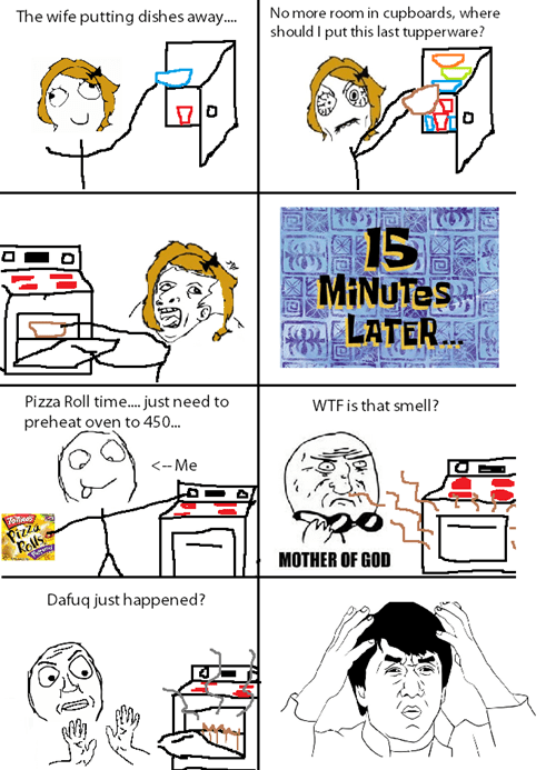 dafuq mother of god marriage pizza rolls - 7890372352