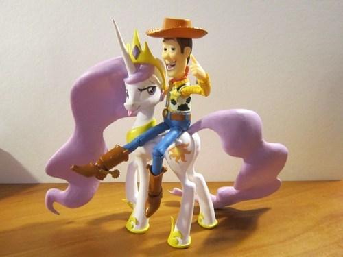 princess celestia molestia toys toy story woody - 7890374656