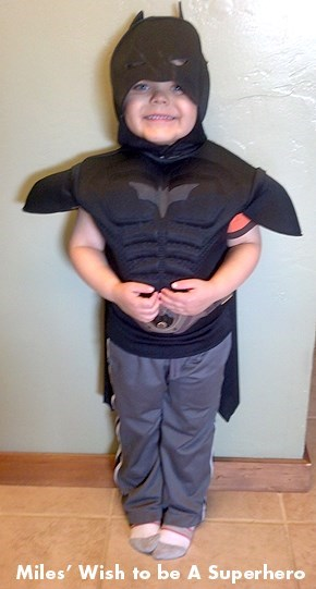batman make a wish restored faith in humanity - 7890453760