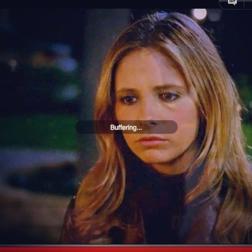 Buffy the Vampire Slayer buffering puns television - 7890585344