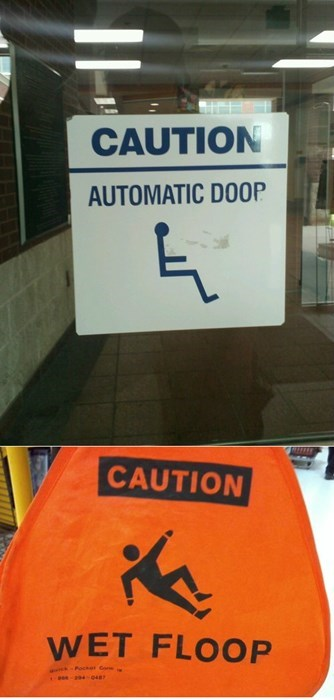 funny spelling sign - 7890620160