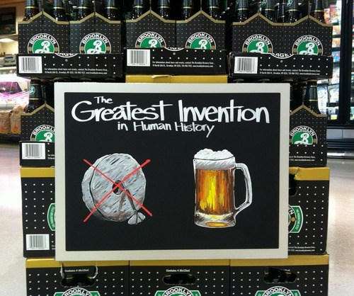 beer funny invention sign after 12 g rated - 7890622720