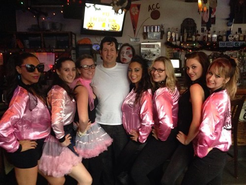 costume photobomb pink ladies - 7890633216