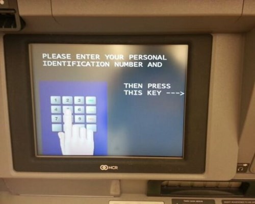 Most Secure ATM Ever