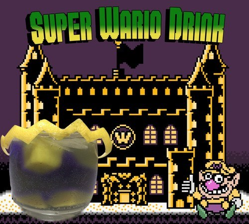 drunk funny mario bros video games wario - 7890674176