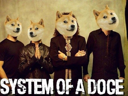 doge system of a down meme g rated Music