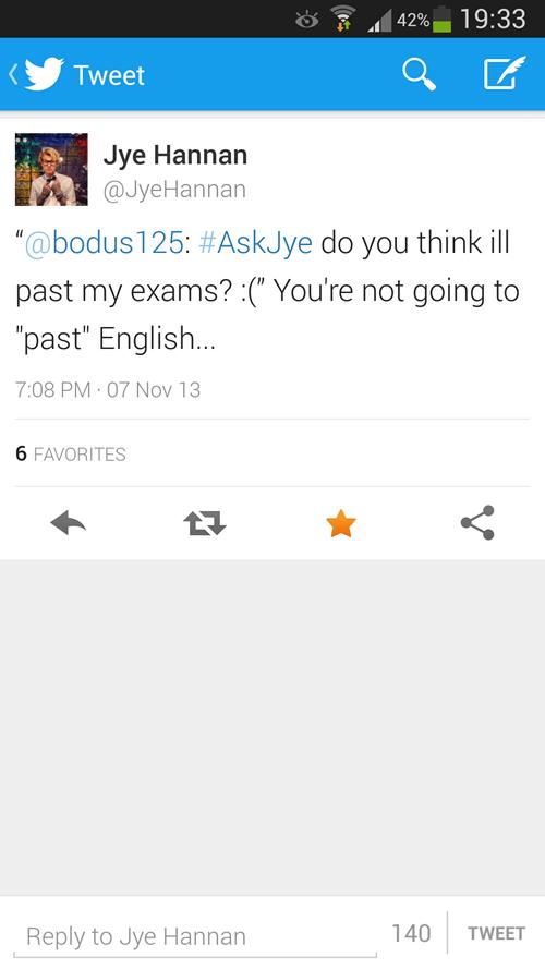 twitter english funny - 7890756096