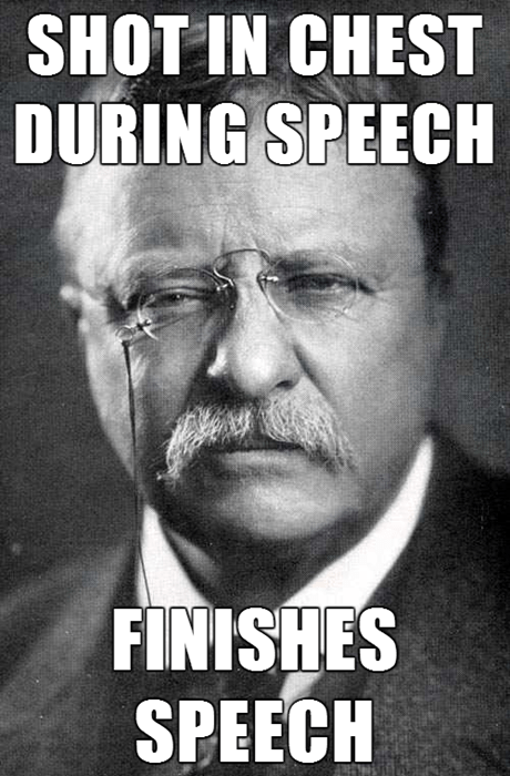 Badass presidents teddy roosevelt - 7890756608