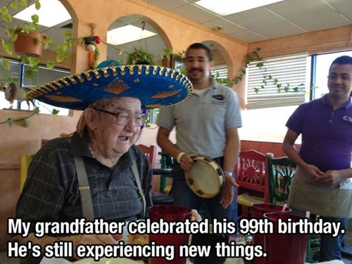 birthday funny old people rock - 7890865408